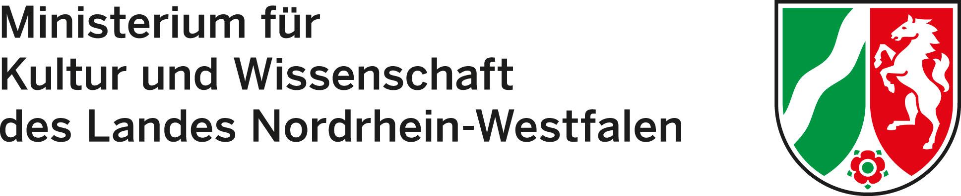 Logo Ministerium für Kultur und Wissenschaft des Landes Nordrhein-Westfalen
